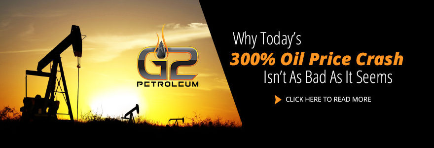 oil price drop, g2 petroleum, pump jack, sunset, oil and gas
